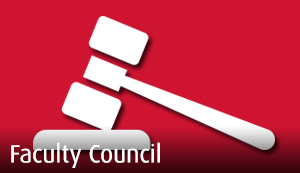 Click to go to Faculty Council Website