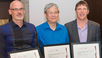 2015 LA&PS Research Award Winners