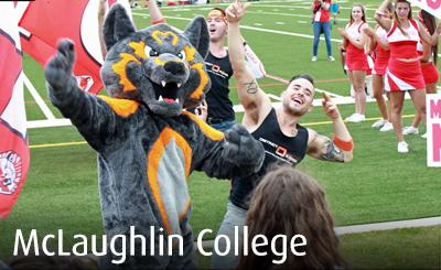 mclaughlin college