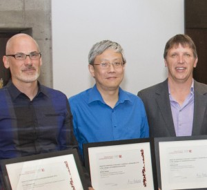 Research Award Winners