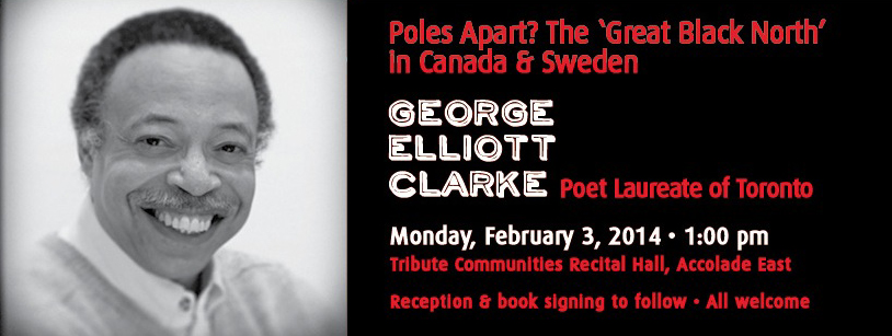 George Elliott Clarke