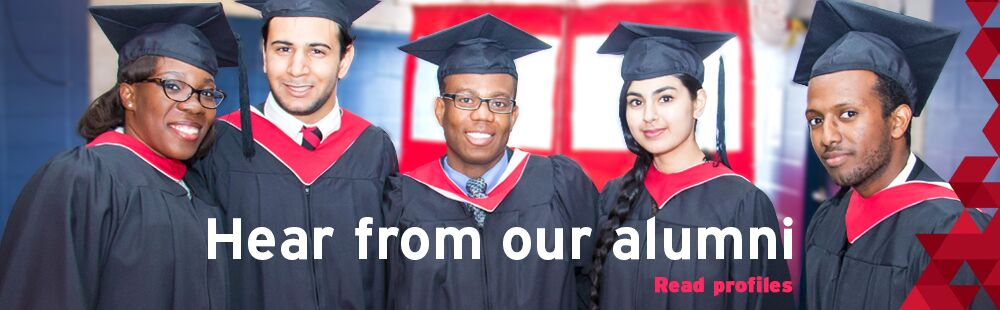 Hear from our Alumni