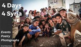 4 days 4 Syria