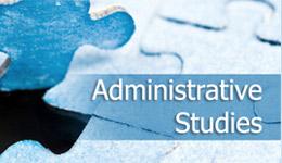 Administrative Studies