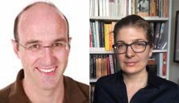 Philip Kelly and Sonya Scott