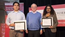 Social Science and Communication Studies Awards