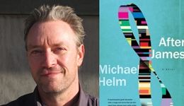 Michael Helm and After James book cover