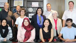 York World Scholars Group Welcome