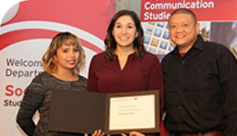 Communication Studies Awards 2016