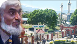 Prof. Hassan Quadrat-Ullah and Hazara U