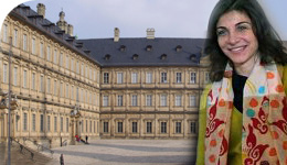 Prof. Jelena Zikic and the University of Bamberg