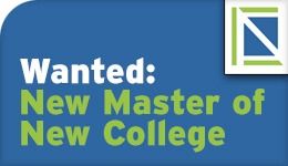 New College Master Search