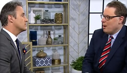 Professor Richard Leblanc featured in CTV interview