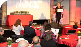 York Research Award Celebration 2017 photo of crowd