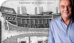 Prof Paul Lovejoy SHADD Project photo-illustration