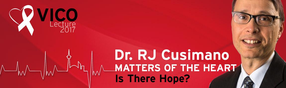 Vico Lecture 2017 Dr. RJ Cusimano Slider