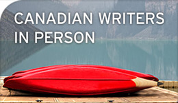 Canadian Writers in Person 2017/18 poster image | photo-illustration | 2017-09-07