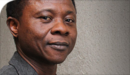 Professor Joseph Mensah photo | 2017-11-09