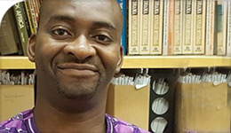 Professor Uwafiokun Idemudia photo | 2017-11-03