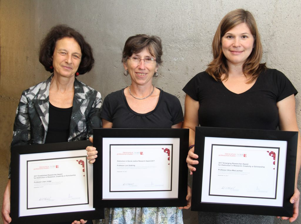Research Award Winners