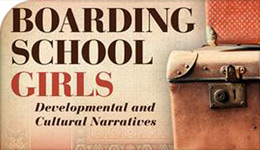 Boarding School Girls cover of book by Prof Soosan Latham | 2017-09