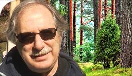 Professor Bernard Lightman | photo | 2018-01-11