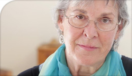 Prof Emeritus Margaret Critchlow, Anthropologist | photo from YouTube | 2017-03-04