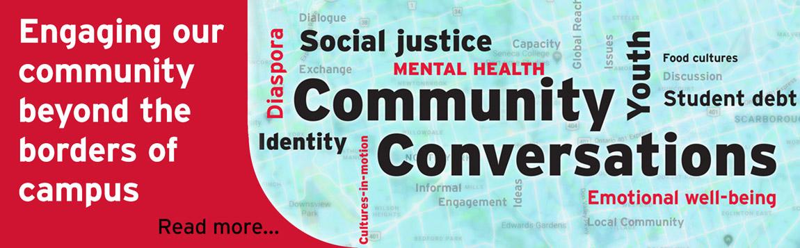 New e-book celebrates inaugural series of 16 Community Conversations