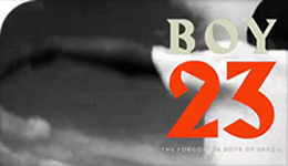 Boy 23 film graphic | 2018-01-31