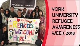 Refugee Awareness Week crop of poster | photo | 2018-01-31