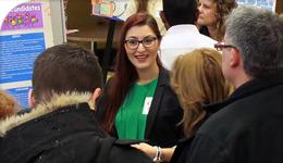 Undergrad research fair fostering session photo | 2017-03-01