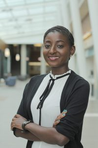 Photo of Alumna Fatima Betty Niane | 2018-03-08