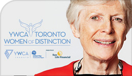 Professor Pat Armstrong: a 2018 WYCA Woman of Distinction (YWCA Photo) | 2018-03-15