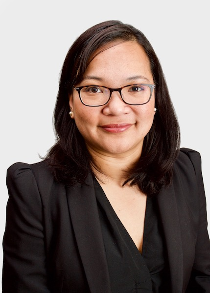 Professor Ethel Tungohan