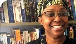 Photo of Prof Michelle Johnson, outgoing Director of the Tubman Institute at York University