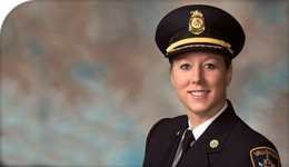 Photo of Vaughan Fire and Rescue Service Chief Deryn Rizzi | 2018-06-19