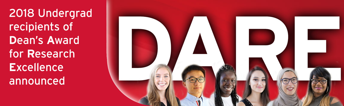 DARE student award recipients announced + gallery
