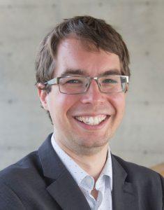 Photo of Prof Eric Kennedy
