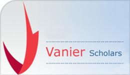 Logo of 2017 Vanier Scholarships | 2018-07-19
