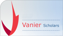 Logo of 2017 Vanier Scholarships | 2018-07-19