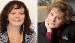 Andrea O'Reilly and Carla Lipsig-Mummé