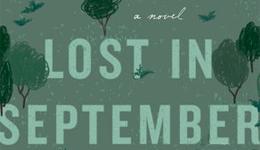 Lost in September book cover