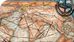 """Book cover detail for """"ndian Migration and Empire: A Colonial Genealogy of the Modern State"""" by York Sociology Prof Radhika Mongia 