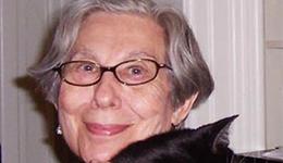 Photo of Professor Emerita Palomba Yashinsky