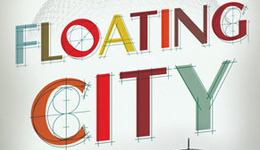 photo of floating city cover page