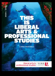 LAPS viewbook cover