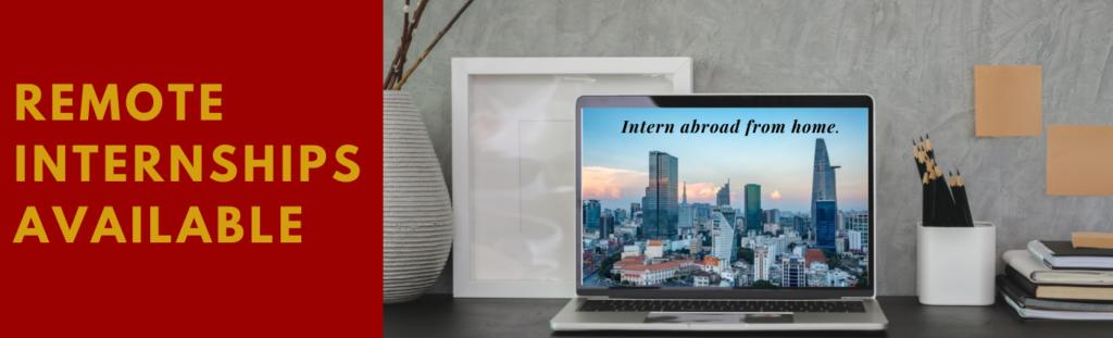 Remote Internships