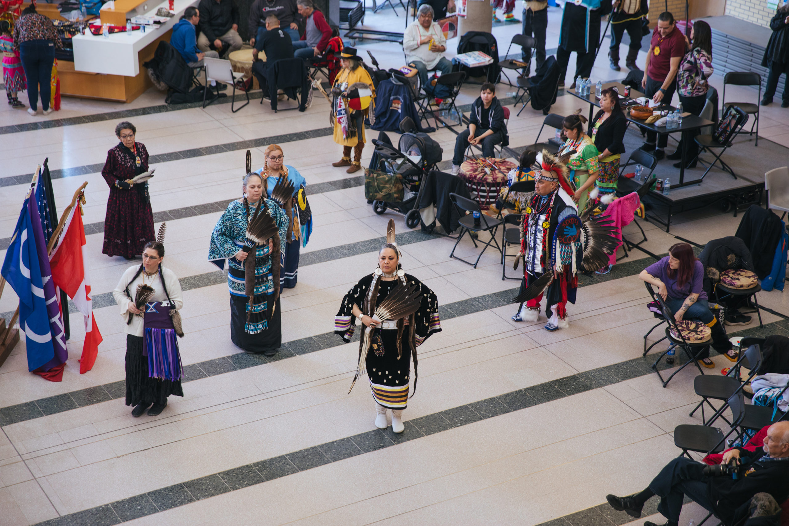 2020 All Nations Pow Wow at York University's Keele Campus